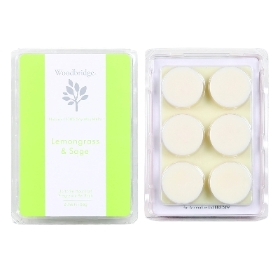 Lemongrass and Sage Wax Melts